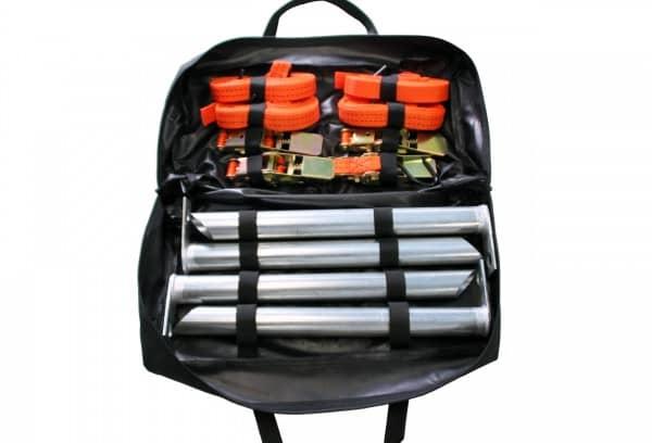 UV Sturm-Set Professional mit Ratschen & Rohrerdhaken