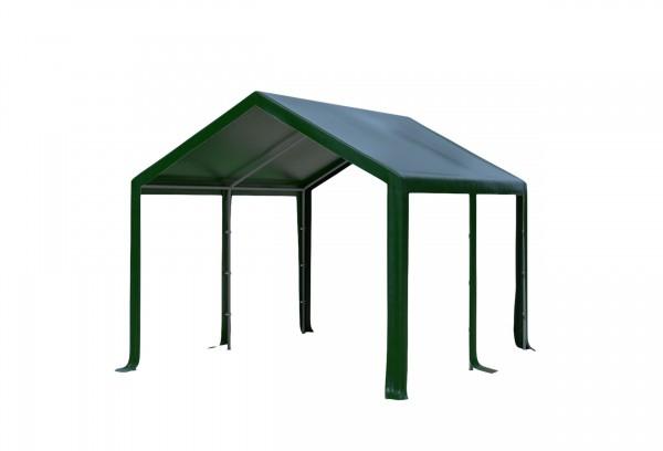 3x4 m Dachplane PVC inkl. Zubehör, 7 Farben