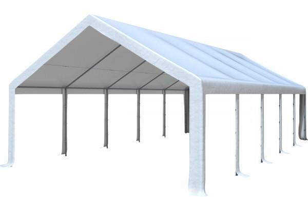 5x10 m Dachplane PVC inkl. Zubehör, 3 Farben