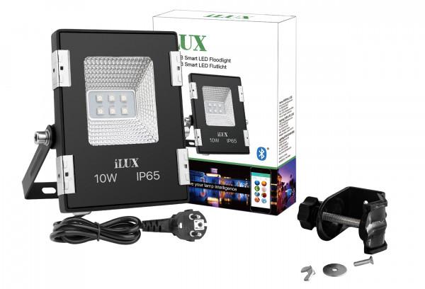 LED Smart Strahler 10W, RGB