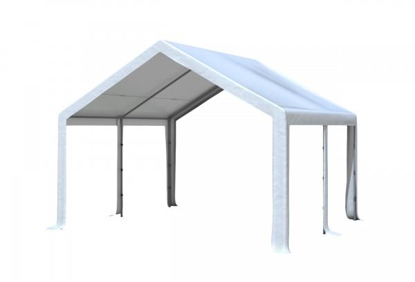 4x4 m Dachplane PVC inkl. Zubehör, 7 Farben