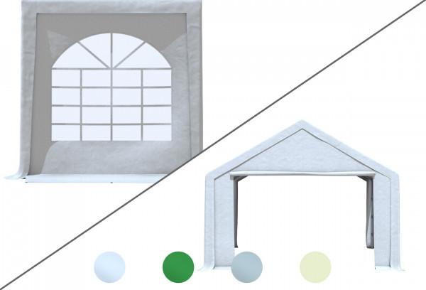 Seiten- und Giebelwände PVC zur Modular Serie