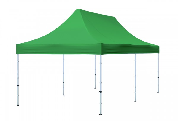 3x6 m Faltzelt Dachplane, 10 Farben