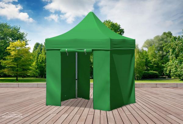 2x2 m Faltpavillon, grün