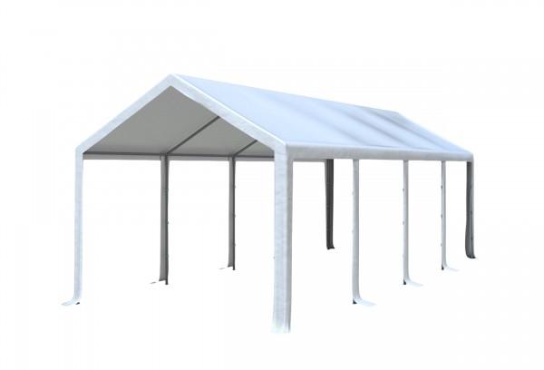 3x8 m Dachplane PVC inkl. Zubehör, 5 Farben